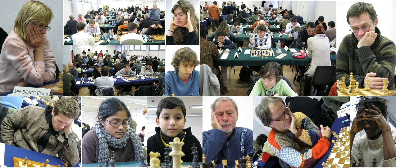 Bois Colombes Chess Masters 2011
