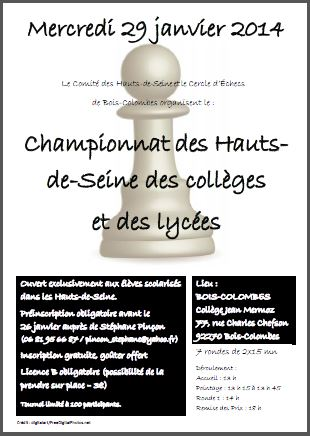champ hds colleges 2013 2014